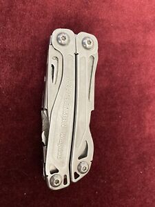 Leatherman quot;Wingmanquot; — Stainless Steel Multi Tool w. Belt Clip — Free Shipping