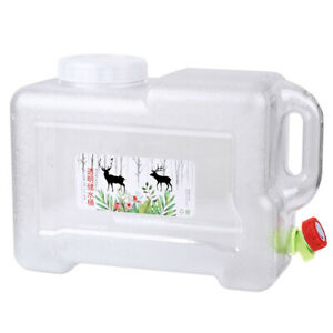 1PC Durable Portable Creative Square Bucket Bucket for Storage Food Car $30.34