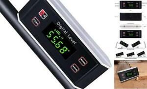 Electronic Inclinometer Digital Protractor Level Angle Finder and Gauge Tools $45.37