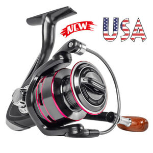 All Models Spinning Fishing Reels Lure Metal Body Left Right Interchangeable NEW