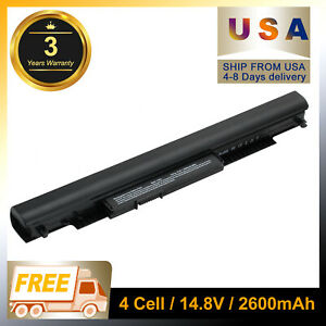 HS04 HSO4 Rechargeable Battery For USE With HP TPN C125 TPN C126 807612 831 HS03 $11.89