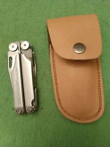 Leatherman Wave Multi tool Pliers Knife Saw Scissors Multitool Excellent cond.