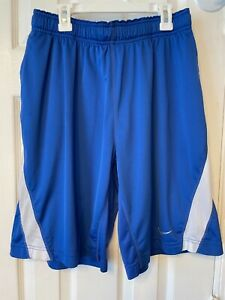Nike Dry Fit Shorts size M Blue $19.00
