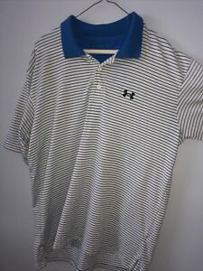Mens Under Armour Golf Polo Size Medium $30.00