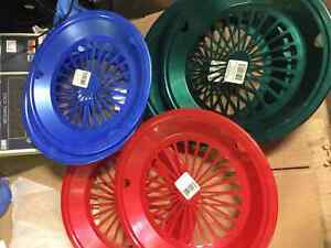 PAPER PLATE HOLDERS PICNIC BBQ PARTIES CAMPING Color May Vary