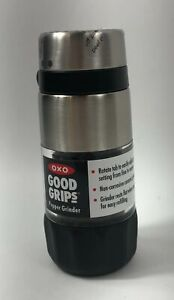 OXO 1140700 Good Grips Pepper Grinder Stainless Steel