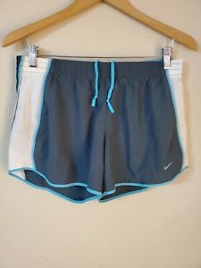 Womens Nike Dri Fit Shorts Brand New Running Gray Active Sports Medium $30.00