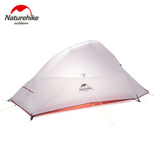 Naturehike Ultralight Tent Free Standing 20D Fabric Camping Tents 2 Person