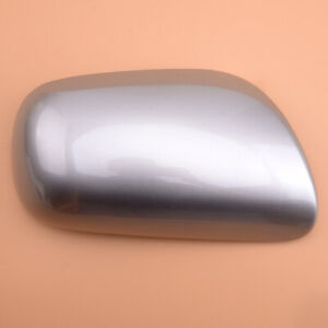 Silver Right Side Mirror Cover Caps House Fit For Toyota Corolla 2007 2013 $18.03