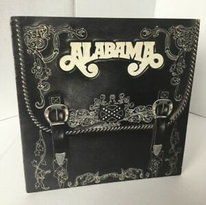 ALABAMA FEELS SO RIGHT RCA Records 1981 vinyl is in VG fully tested w o skips $5.00