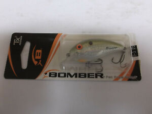 Hard to Find Bomber Square Bill Fat Free Shad FryTennessee Shad