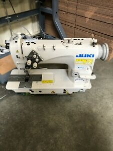 Juki 3578A Industrial Double Needle Sewing Machine only no motor or table $2750.00