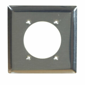 Pass Seymour White 2 gang Steel Wall Plate 1 pk Pack of 1 $8.64