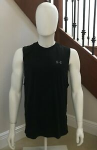 Under Armour Mens UA Velocity Muscle Tank 1299024 NWT $19.99