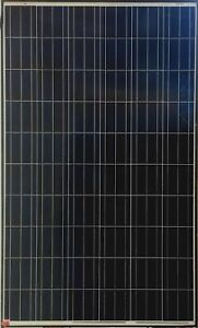 Used 250W 60 Cell Poly Solar Panels 250 Watts Blemishes