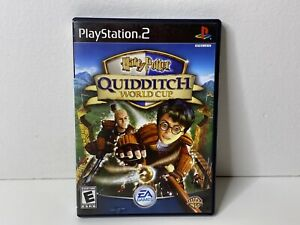 Harry Potter: Quidditch World Cup PlayStation 2 PS2 2003 Complete Tested $9.99