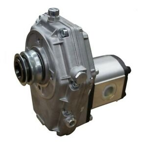 Galtech Hydraulic PTO Gearbox with Group 3 Pump Aluminium $535.69