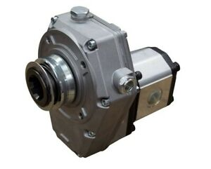 Hydraulic PTO Gearbox and Group 2 Pump Assembly 23cc 47.20 L Min 9.96 kW $274.48