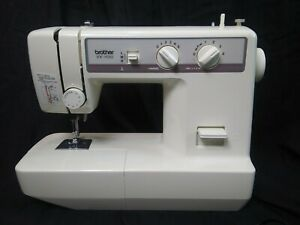 Brother Sewing Machine VX 1120 Free Arm amp; Foot Pedal Great Shape $54.97
