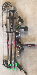 Mathews Mission Menace 2. Right Hand Youth Hunting Bow.