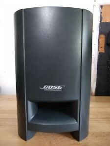Bose CineMate Digital Home Theater Speaker System Sub Woofer Only $85.00