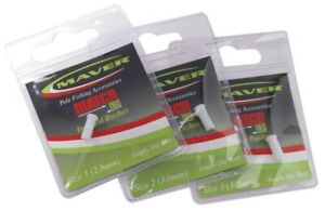 MAVER MATCH THIS INTERNAL POLE BUSHES size 3 or 3.2mm New