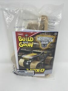 Lowe#x27;s Build and Grow Monster Jam MAX D Wooden Kit $11.99