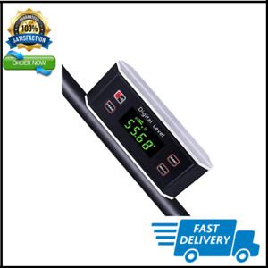 Electronic Inclinometer Digital Protractor Level Angle Finder amp; Gauge Tools New $38.67