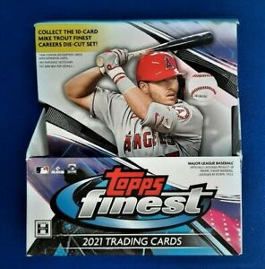 2021 Topps Finest Base Rookie and Veteran Cards Complete Your Set $1.99