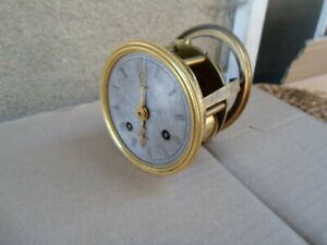 Antique Thread Suspesion Type Movement for French Empire Bronze Clock Working $189.50
