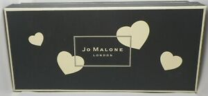 Jo Malone London Travel Candle Collection 3 Candle Set New In Box For Charity