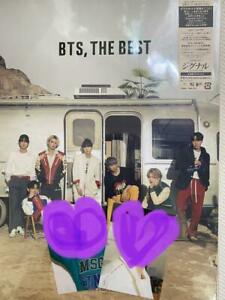 BTS The Best Fan Club Limited first Edition Without serial number Suga JP LTD