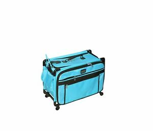 Tutto Machine On Wheels Turquoise 22 Inch Turquoise $258.28