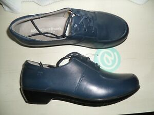 Naturalizer @ Work Women#x27;s Slip and Oil Resistant Leather Shoes Size 7.5 NWT