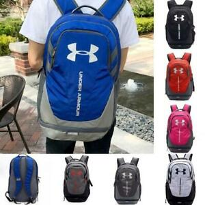 Under Armour Hustle Backpack 15quot; Water Resist Laptop Camping Bag Student bag $29.78