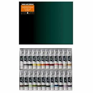 Turner Acryl Gouache Japanesque 24 Color Set 20 Ml Tubes fromJAPAN $82.75