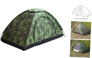 Tent Camouflage Patterns Camping Tent Backpacking Tent for Camping Single