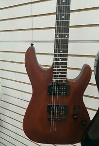 Schecter Omen 6 Electric Guitar RIGHT HAND $230.00