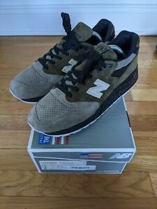 Used Size 9 New Balance 998 Dirty Martini Todd Snyder