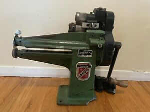Landis model 25 5 in 1 Bench top leather machine a shoe repair $900.00