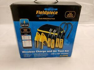 New Fieldpiece JL3KH6 Job Link Charge and Air Kit $587.99