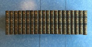 The Works of William Shakespeare Lenox Edition Deluxe 20 Volumes 1901