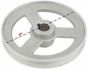 Industrial Sewing Machine Motor Pulley 5 16quot; Bore OUTSIDE Diameter 4 INCHES $15.00