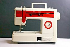 Brother Sewing Machine Model VX 810 with Foot Pedal NO Manual *SEE VIDEO* $59.99