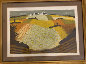 Andre Even Lithograph Landscape Signed and numbered Certificate Of Authenticity $78.99