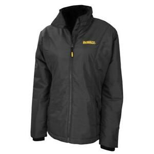 Dewalt Dchj077D1 S Heated Jacket Ladies Quilted Kit Small $189.99