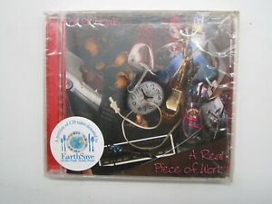 Heidi Howe A Real Piece Of Work CD 2001 Ear X Tacy NEW Sealed $5.00