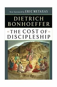Cost Of Discipleship Paperback Christian Humanism Sacrifice Ethical Consistency $14.93