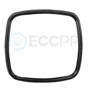 ECCPP Black 8X8.5 Wide Angle Mirror Fits 2003 2016 Freightliner Columbia M2 $43.99