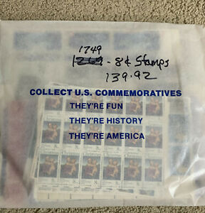 **Discount US Postage** $139.92 FACE In 8¢ US Stamps